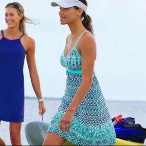 Athleta swim active wear shorebreak dress